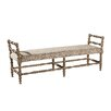 Furniture Classics LTD Martini Wood Entryway Bench