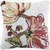 C & F Enterprises Alessandra Canvas Accent Cotton Throw Pillow