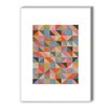 Americanflat Harlequin 1 Graphic Art on Wrapped Canvas