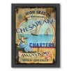 Americanflat Chesapeake Framed Graphic Art