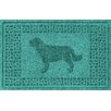 Bungalow Flooring Aqua Shield Golden Retriever Doormat