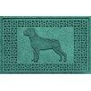 Bungalow Flooring Aqua Shield Rottweiler Doormat