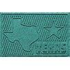 Bungalow Flooring Aqua Shield Texas Doormat