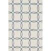 Loloi Rugs Panache Ivory/Blue Area Rug