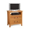 Copeland Furniture Monterey 2 Drawer Chest with Media Organizer