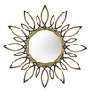Aspire Starburst Wall Mirror