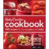 Wiley Betty Crocker Cookbook; 1500 Recipes for the Way You Cook Today