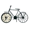 Ashton Sutton Vintage Bicycle Quartz Mantel Clock