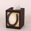 Coast Lamp Mfg. Horseshoe Square Tissue Box Cover