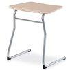 "Virco Sigma Plastic 25"" Student Desk (Set of 2)"