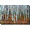 West of the Wind Outdoor Canvas Art Aspen Artistry Photographic Print on Wrapped Canvas