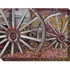 West of the Wind Outdoor Canvas Art Westward Ho Photographic Print on Wrapped Canvas