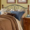 Fashion Bed Group Doral Wood + Metal Headboard