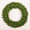 Santa's Workshop Mixed Pine Needle Wreath Christmas Tree with 50 Unlit Lights