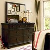 SmartStuff Furniture Paula Deen Kids 7 Drawer Dresser