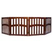 Elegant Home Fashions Keno 4 Panel Convertible Dog Gate