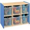 TotMate 2000 Series Preschooler Extra Deep Big Bin Storage