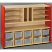 TotMate 2000 Series Sectional Storage