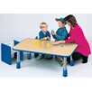 TotMate Activity Rectangular Classroom Table