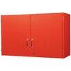 "TotMate 1000 Series 24"" Locking Wall Storage"