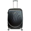 """Travelers Polo & Racquet Club Barnet 24"""" Hardside Spinner Suitcase"""