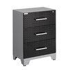 "NewAge Products Performance Diamond Series 30"" H x 24"" W x 16"" D 3 Drawer Tool Base Cabinet"