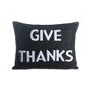 Alexandra Ferguson Give Thanks Pillow