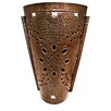 Jezebel Gallery Radiance Tribal 2 Light Wall Sconce