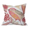 DENY Designs Cori Dantini Wee Lass Throw Pillow