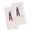 The Designs of Distinction Lighthouse Hand Towel (Set of 2)