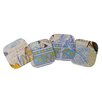 The Designs of Distinction 4 Piece Laminated Coaster Set