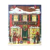 Byers' Choice St. Nick's Toy Shoppe Musical Advent Calendar