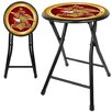 "Trademark Global 18"" Bar Stool with Cushion"