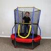 "Skywalker Trampolines Zoo Adventure Bouncer 48"" Trampoline with Enclosure"