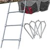Skywalker Trampolines 3 Rung Ladder Accessory Kit