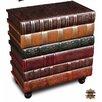 Sarreid Ltd Florentine Books Chairside Table