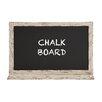 Woodland Imports Attractive 2' x 3.25' Chalkboard