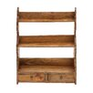 Woodland Imports The Simple Wood Wall Shelf