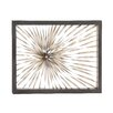 Woodland Imports Deep Metal Wall Décor