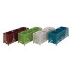 Woodland Imports Rectangular Plant Stand (Set of 4)