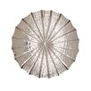 Woodland Imports The Fine Stainless Steel Platter Wall Décor