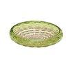 Woodland Imports Customary Styled Glass Decorative Bowl