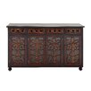 Woodland Imports Antique Themed Cabinet
