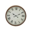 Woodland Imports Sublime and Sturdy Wall Clock
