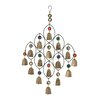 Woodland Imports Enticing Bead Bell Wind Chime