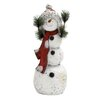 Woodland Imports Endearingly Designed Snowman Décor