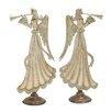 Woodland Imports 2 Piece Angel Set