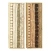 Woodland Imports 2 Piece Exceptional Dried Wall Décor Set