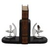 Woodland Imports Propeller Book End (Set of 2)