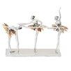 Woodland Imports Ballet Dancers Figurine
